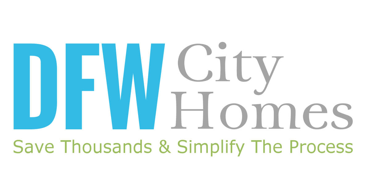 Logo for DFWCityhomes, a Real Estate Agency