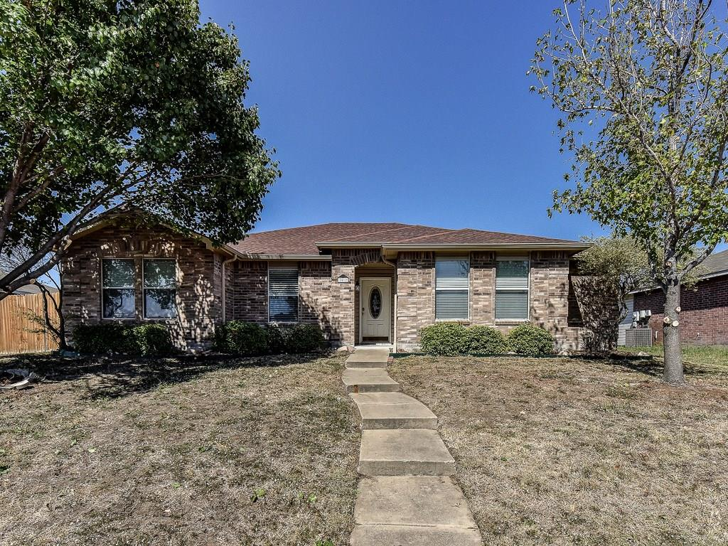 1512 Lonesome Dove Trail  - 1512 Lonesome Dove Wylie Texas 75098