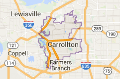 Carrollton, Texas